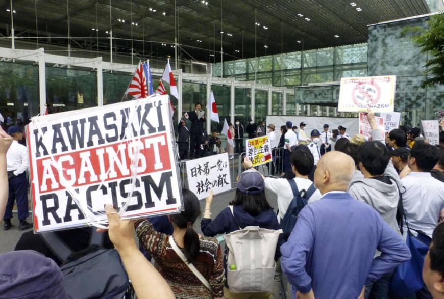 【海外】「言論の弾圧だ!」ヘイトスピーチを規制する条例案に海外から日本の言論の自由を心配する声が殺到