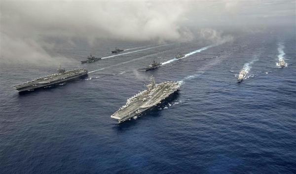 【海外】「日米ならきっとやってくれるさ」対中包囲網を強化する日米に海外称賛!