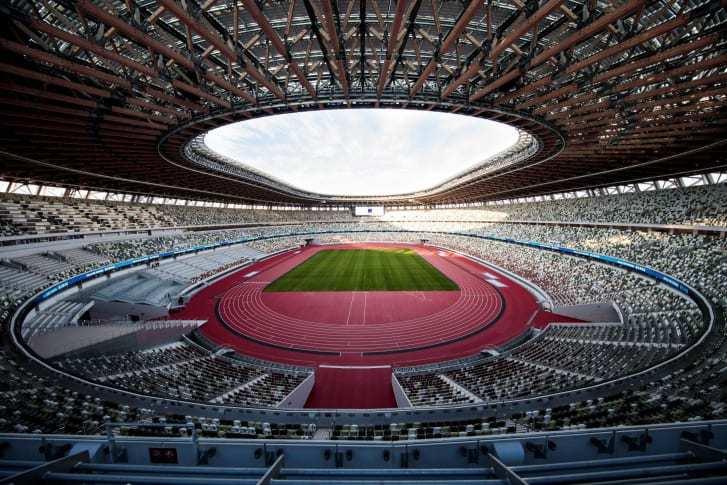 【海外】「最高の雰囲気だ!」新国立競技場周辺の雰囲気が最高すぎると海外でも話題