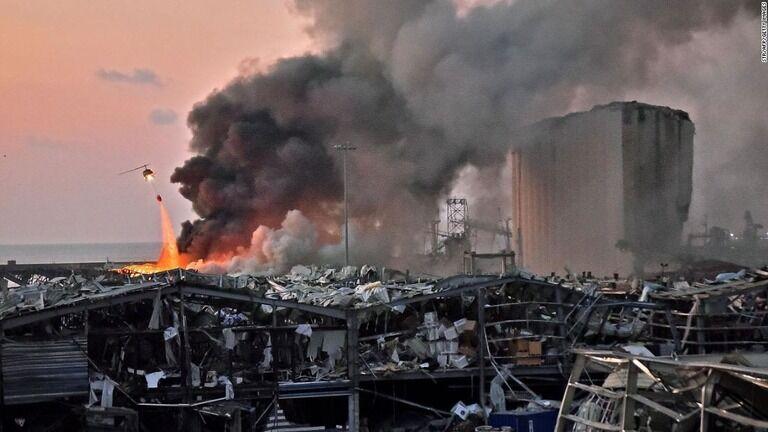 【海外】「ゴーンは無事なん?」レバノン首都ベイルートで大爆発、ゴーン被告宅も被害
