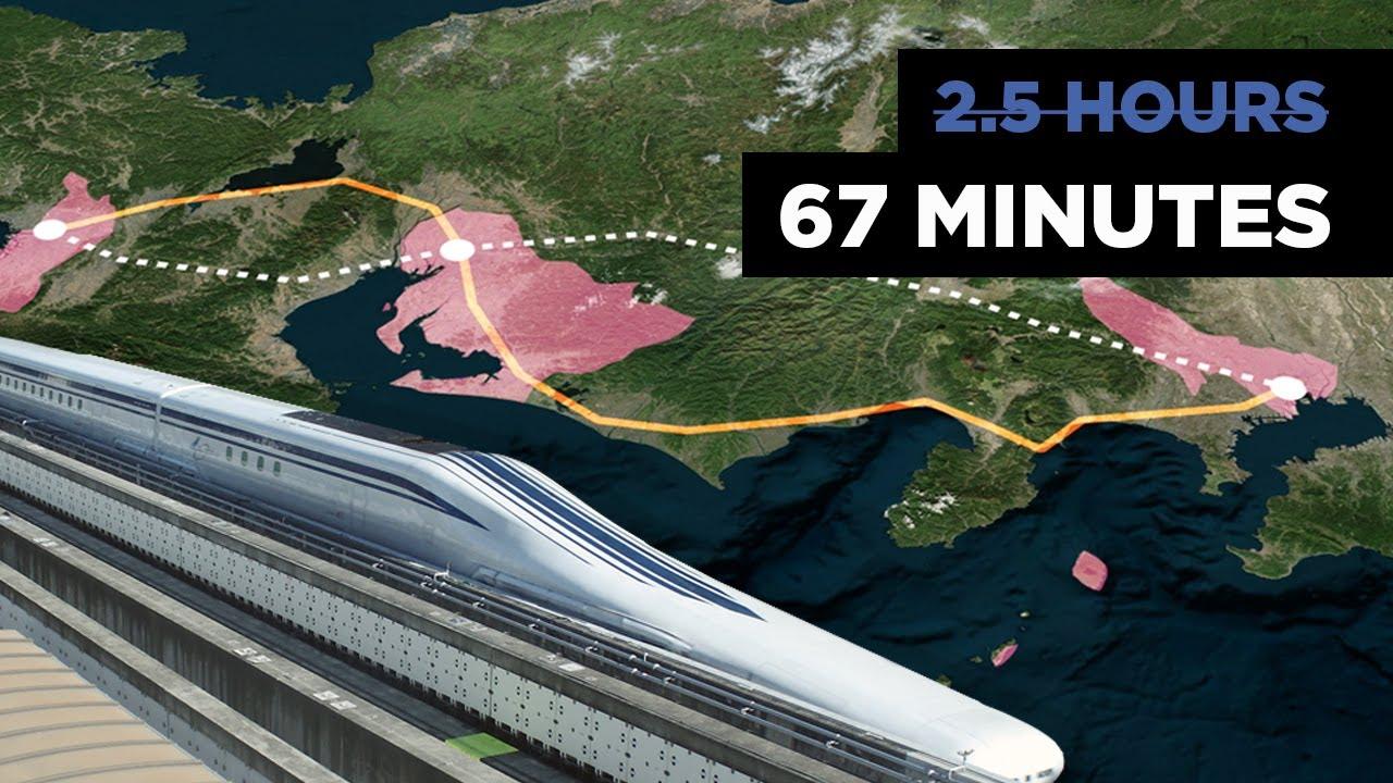 【海外】「尊敬するべき民族だ」64億ドルに及ぶ日本のリニア中央新幹線の巨大プロジェクトに海外仰天!