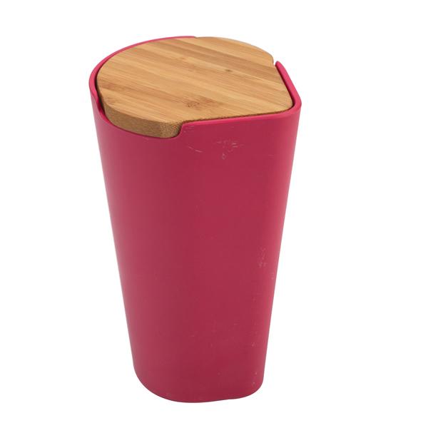 31OZ Bamboo Fiber Storage Canister