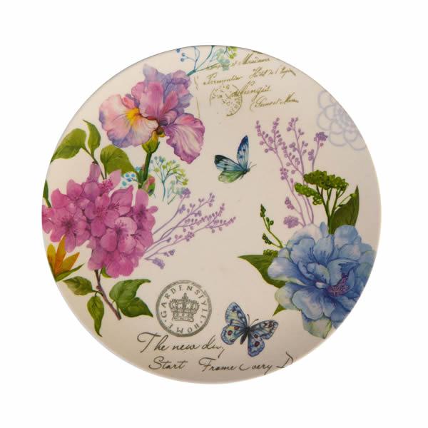 Biodegradable Dinnerware Plate K25504#6301