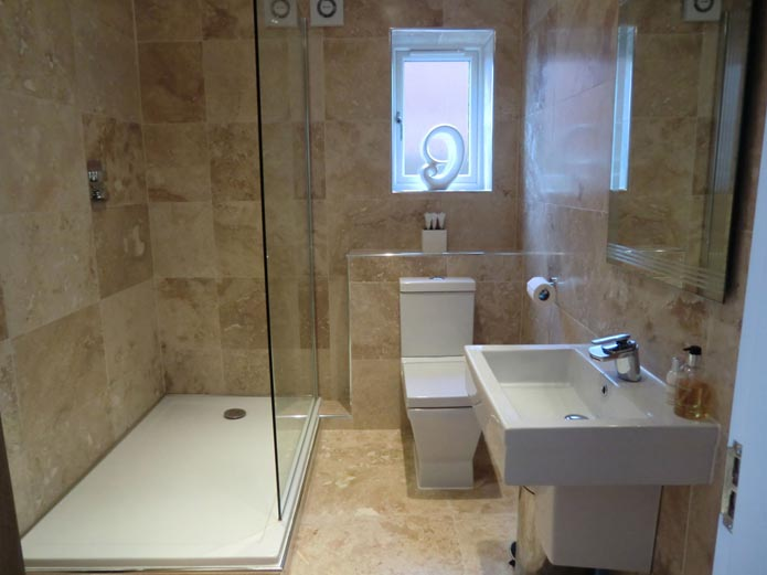 Downstairs ShowerRoom  WC  Aycliffe Today