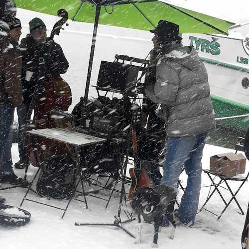 Musicians on Naplaka