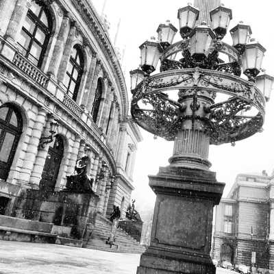 Rudolfinum Music Hall Prague