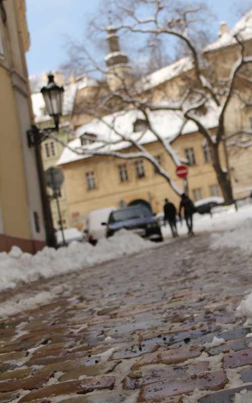 Snemovni street