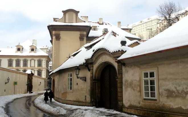 Valdstejnska street