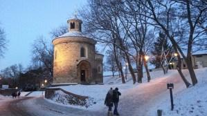 Rotunda at Vysehrad