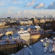 ViewOfPrague_inwinter_fromLesserTownBridgeTower