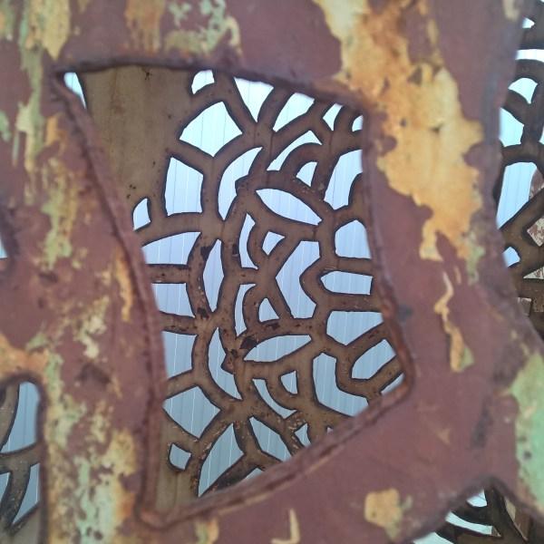 Art Studio Bubec Sculptures by Cestmir Suska detail