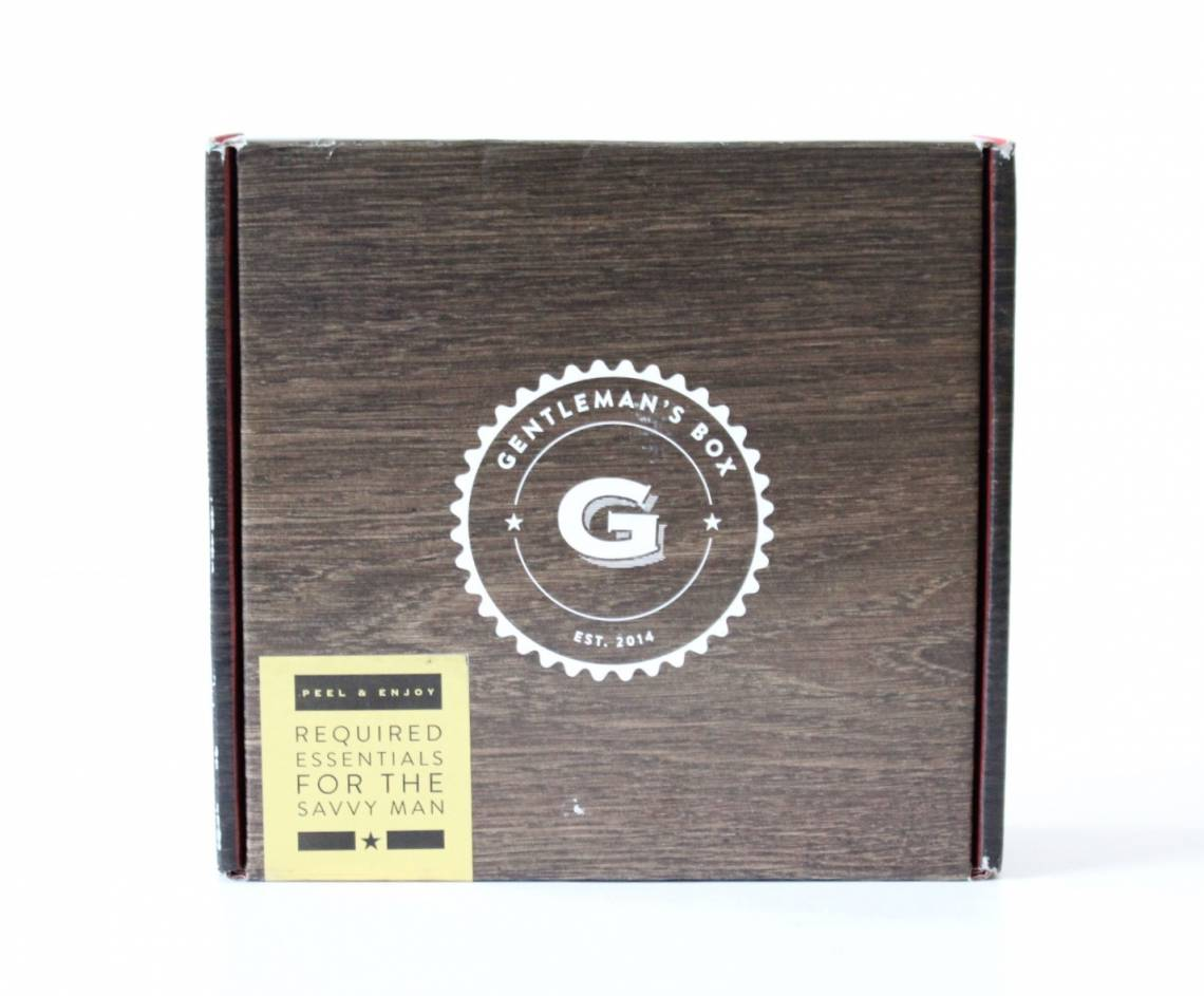 Gentleman's Box January 2016 5