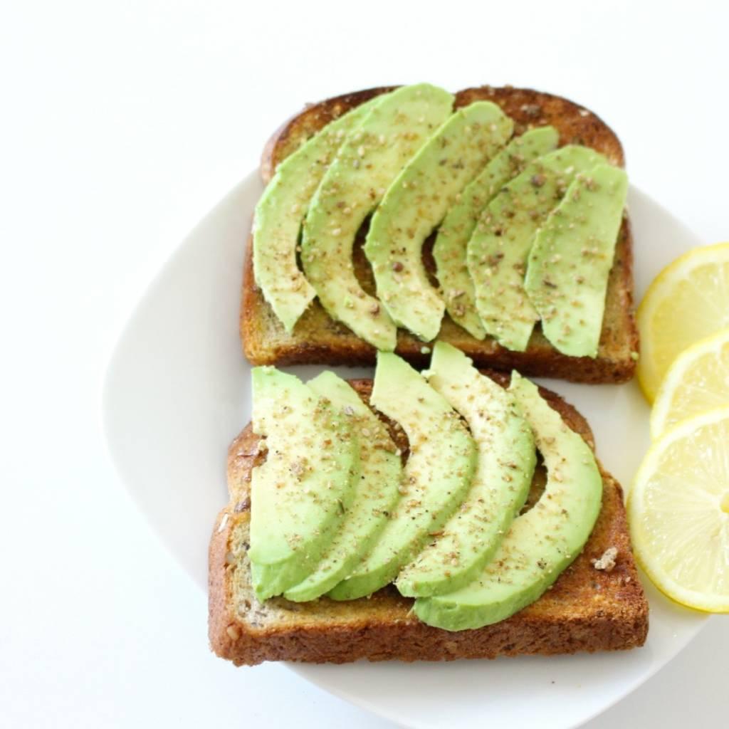 Avocado Toast - RawSpiceBar 1