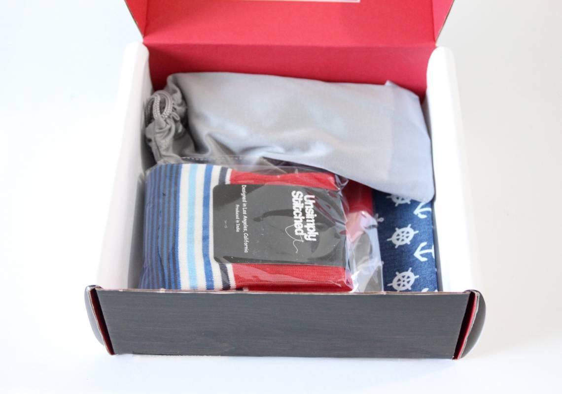 Gentleman's Box March 2016 3