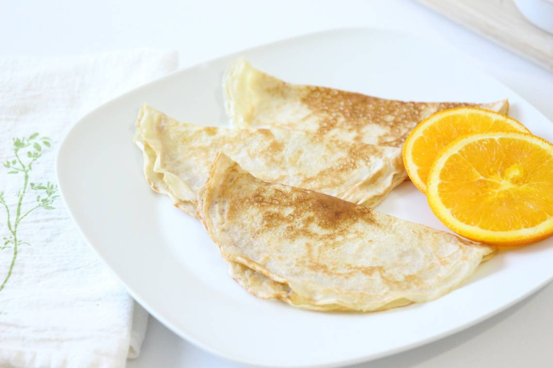 Chocolate Orange Cardmon Crepes - Hamptons Lane 8