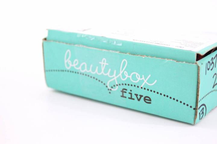 Beauty Box 5 May 2016 1