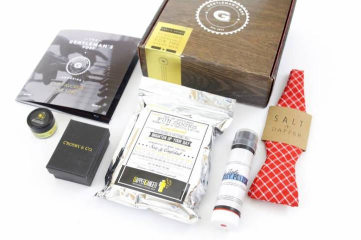 Gentleman's Box Review May 2016-4