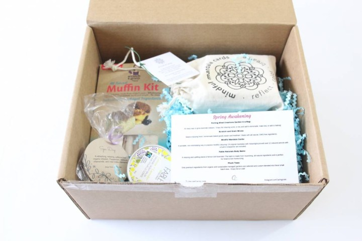 Caring Crate Review June 2016 - 2