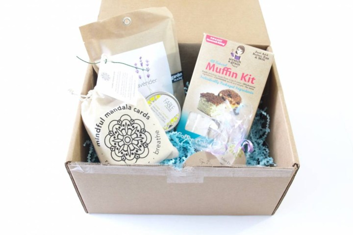 Caring Crate Review June 2016 - 3