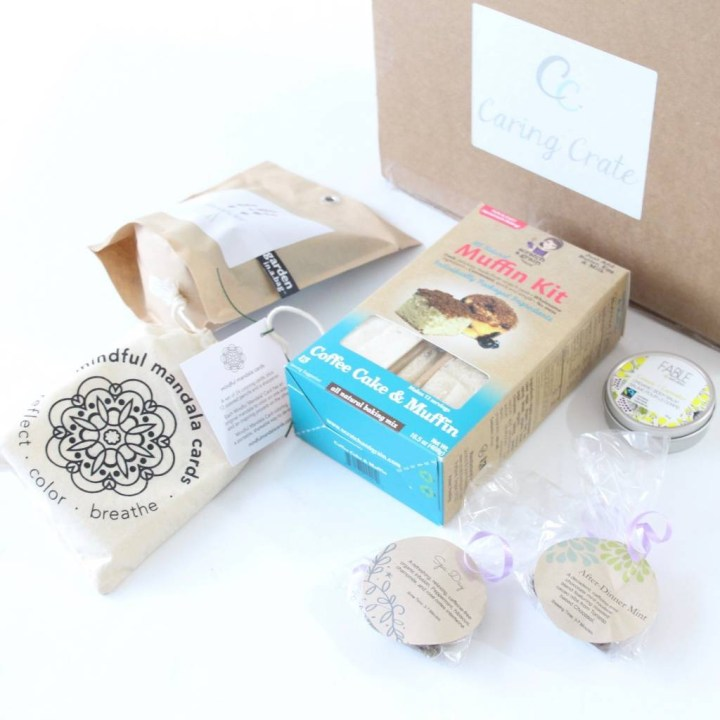 Caring Crate Review June 2016 - 5