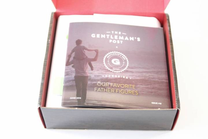 Gentleman's Box Review June 2016 2
