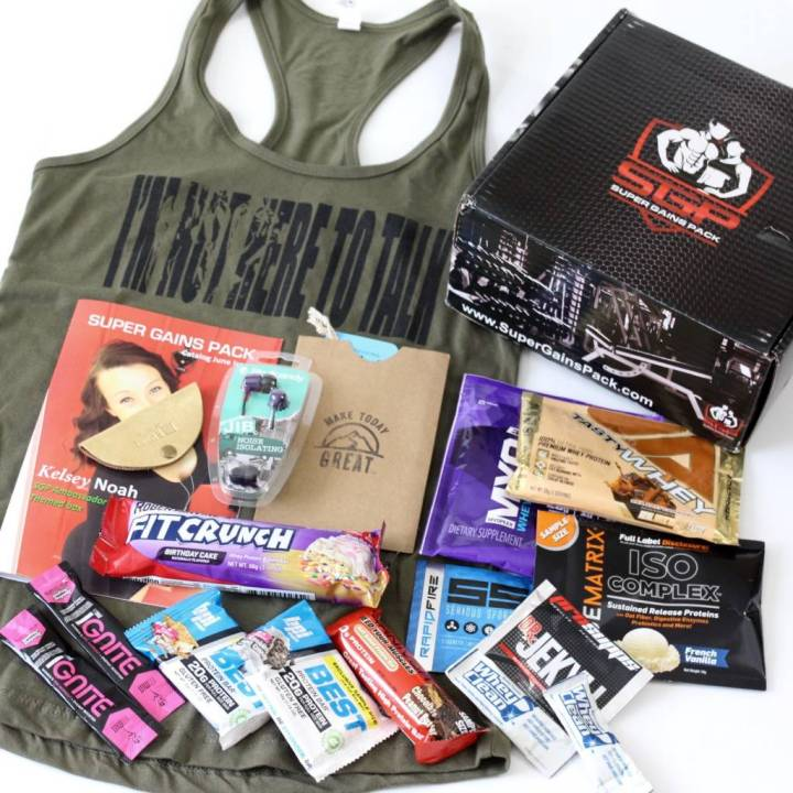 Super Gains Pack Review June 2016 5