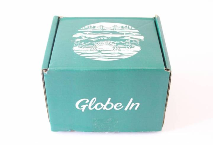 GlobeIn Artisan Box Review July 2016 1