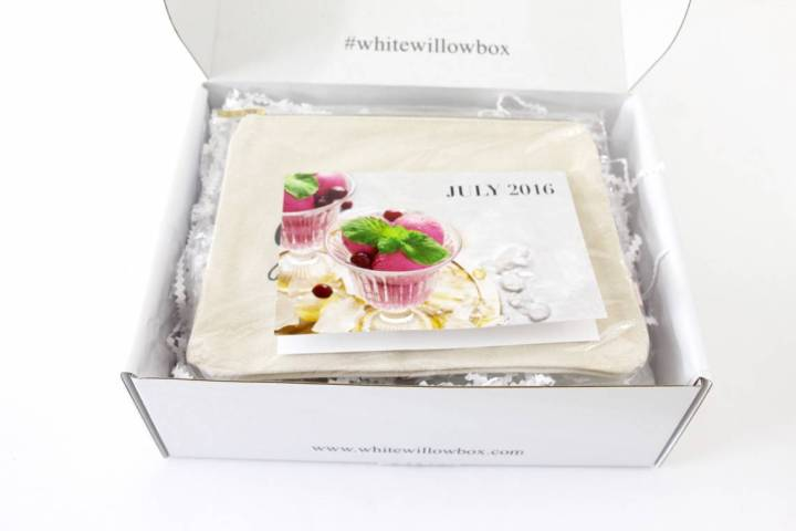 White Willow Box Review July 2016 3