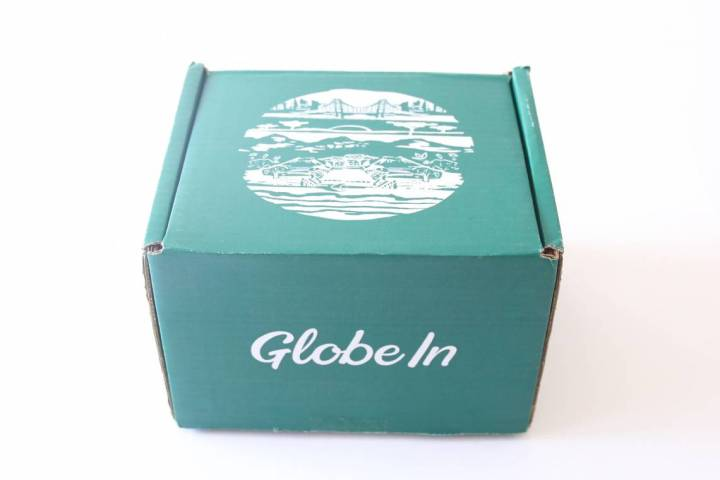 GlobeIn Artisan Box Review August 2016 1