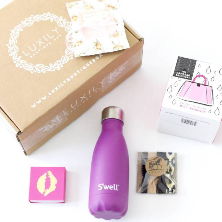 Luxily Boutique Box Review August 2016 6