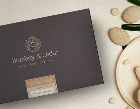 Bombay & Cedar is an aromatherapy, beauty & lifestyle subscription box featuring full size products including essential oils & diffusers!