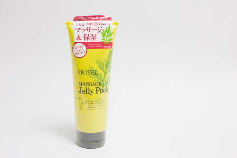 Profael Massage Jelly Body Mask - NoMakeNoLife Review July 2017