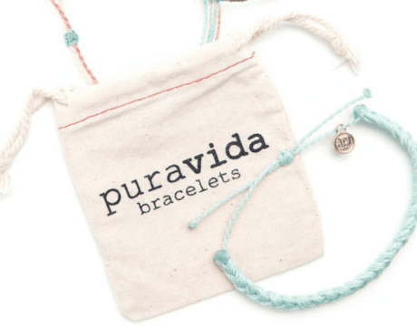 Pura Vida Bracelets - With Pura Vida Bracelets, each month, you'll receive 3 exclusive bracelets (up to $50 value) that are only available to Pura Vida Club members.