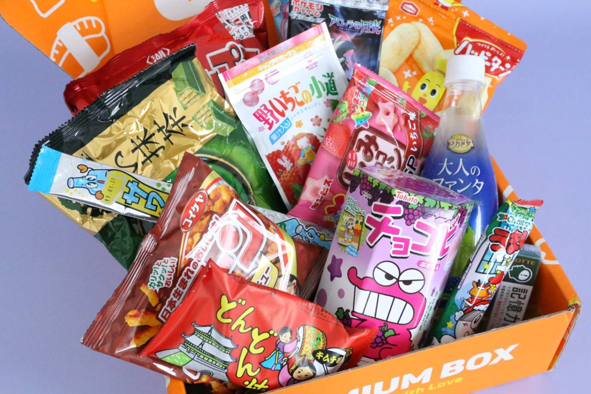 Tokyotreat Is A Subscription Based Service That Delivers The Most Premium Japanese Snacks And Candies To Your Door Monthly From Salty To Sour To Sweet