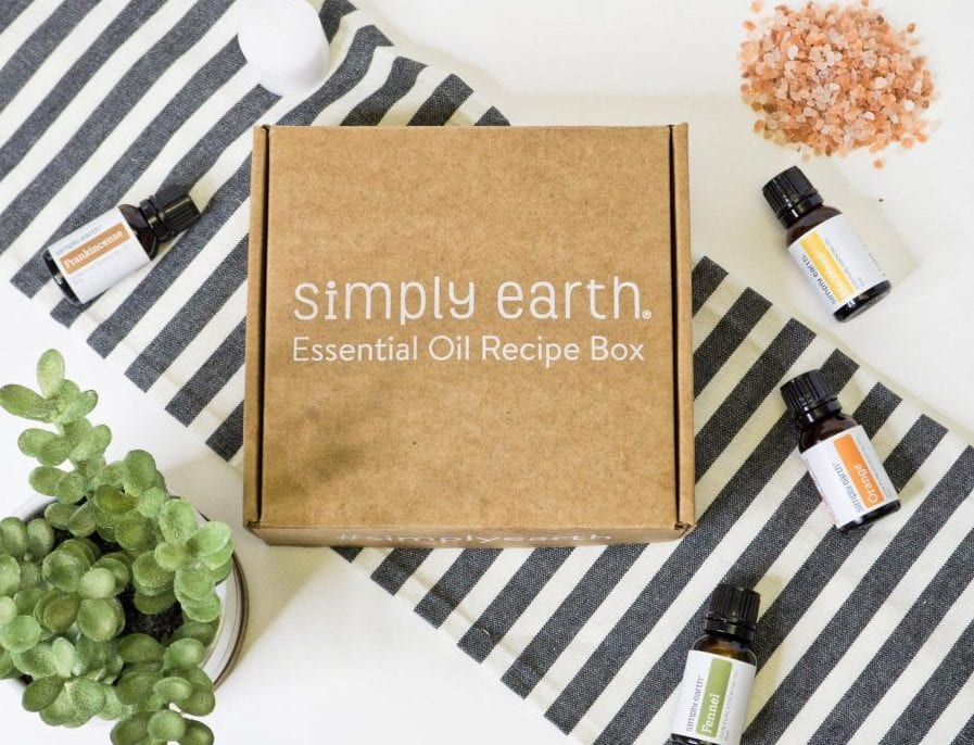 A Year of Boxes™ | Simply Earth Coupon Code September 2019