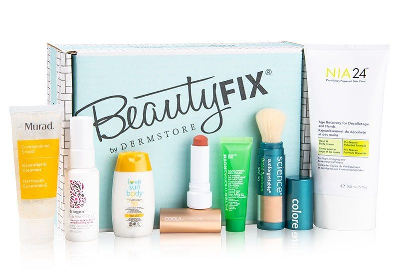 A Year Of Boxes Beautyfix Full Spoilers June 2019 A
