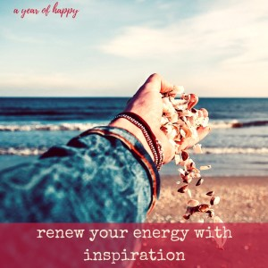 How To Renew Your Energy With Inspiration