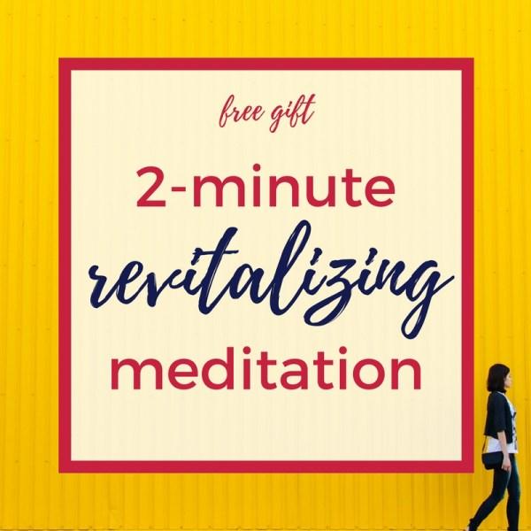 meditation sidebar image