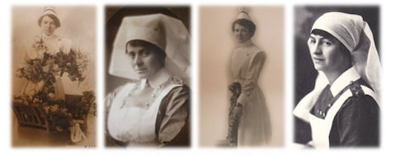 Remembering the women of WWI