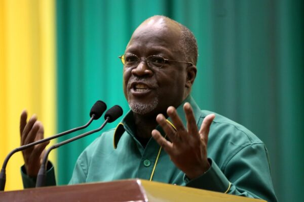 YOUTH FORUM VIRTUAL TRIBUTE TO THE LATE PRESIDENT H.E JOHN POMBE MAGUFULI OF TANZANIA