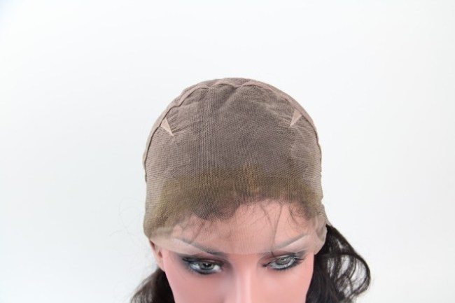 Full lace wig cap pictures (3)