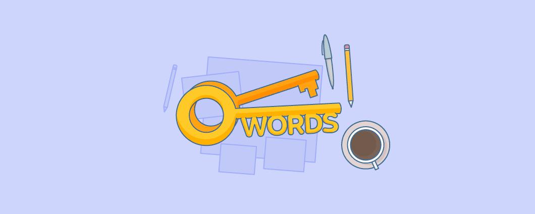 anahtar kelime araştırması