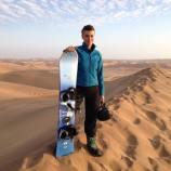 Namibya Kum Kayağı
