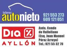 Auto Nieto Taller en Ayllon