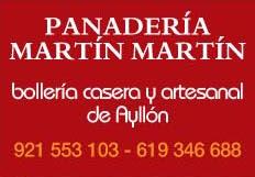 Panaderia Martin Martin en Ayllon