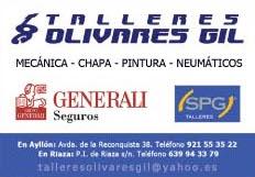 Taller Olivares En Ayllon