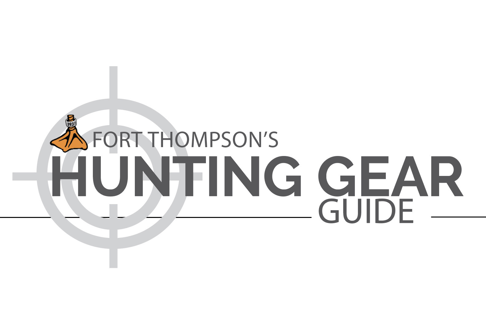 Fort Thompson S Hunting Gear Guide