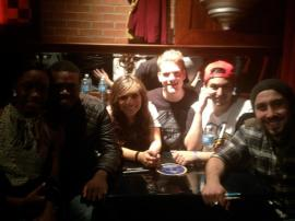 1. Met Pentatonix. I was in awe!