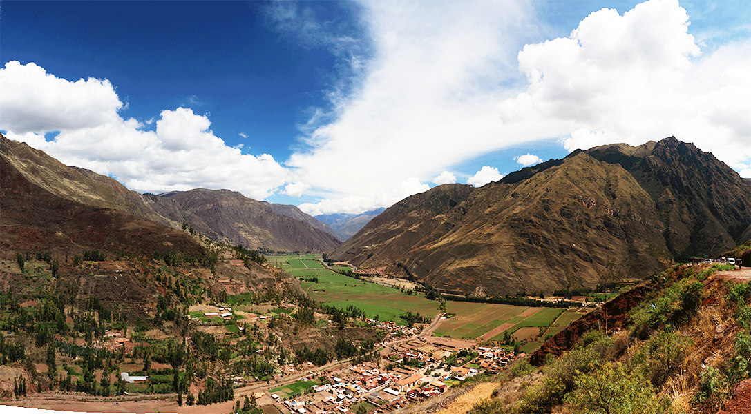 Panorama Valle Sagrado