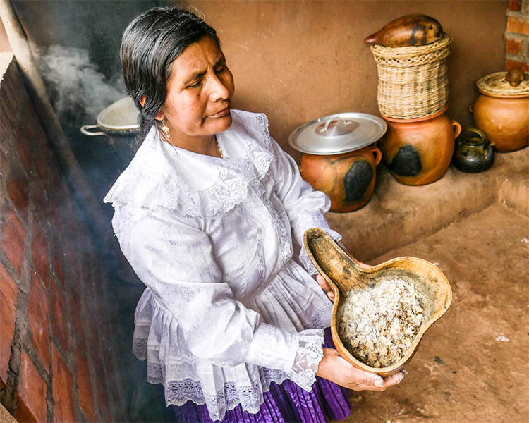 Sacred Valley Chicha Culinary Tour Ayni Peru 1